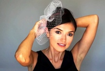 Fascinator Tutorials / Here can watch tutorials on how to wear, how to care and how to create #fascinators.  / by Forever Fascinators