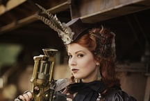 Steampunk Hat Ideas / by Forever Fascinators