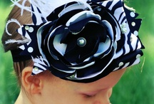 Baby Headbands and Fascinators / A collection of baby headbands and baby fascinators to help inspire you / by Forever Fascinators
