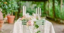 Wedding Details / Cool wedding details