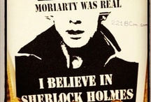 Holmes is Where the Heart Is / Sherlock Holmes (and Watson of course!) / by Dannaca Patterson