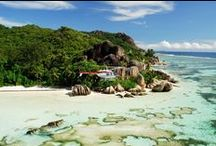 The Beach / Dream beach destinations to chill