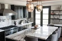 KITCHEN SPACES / by Rebecca Jayne
