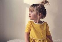 Kid Clothes / by Shauna Hanamaikai