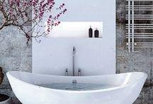 Home - Bathroom / interior design, bathroom, bath, modern