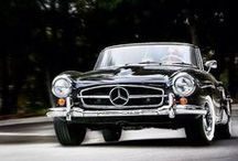 I love cars - oldtimer edition / Oldtimer cars