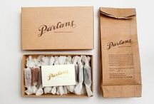 Packaging / by Desiree' Marie