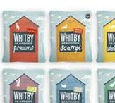 Whitby / Brand identity for Whitby Seafoods