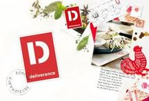 Deliverance / Brand creation and identity for Deliverance