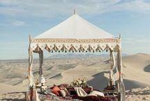 Middle East Wedding Inspiration