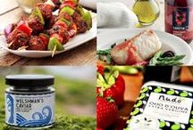 Store Cupboard : Fine Food Sector / A selection of store cupboard supplies available at Cotswold Fayre for you to stock in your deli, farm shop, garden centre, cafe, gift shop or food hall.