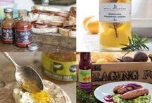Grocery : Fine Food Sector / A selection of groceries available at Cotswold Fayre for you to stock in your deli, farm shop, garden centre, cafe, gift shop or food hall.