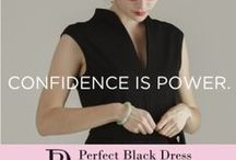 Perfect Black Dress perfectblackdress.com.au  / Fabulous black dresses. Real life women only. No Photoshop. No lighting gimmicks. No heavy makeup. No latex. No division into plus and minus sized women. Yes food. Yes wine. Yes fun. Yes serious brains. Yes saving time and effort. Yes making a difference.   http://perfectblackdress.com.au