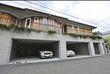 Garaging ガレージ付賃貸物件 / http://www.garaginglife.com/index.html