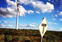 Energias renováveis / Green Energy / Grün Energie / Believe it. It's already happening.