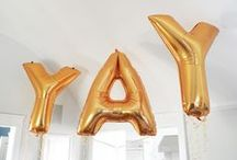 ⋆ Party  //  Celebration ⋆