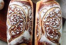 Bread / Recetas y fotografía de pan. Bread recipes, photography and styling