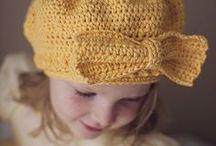 Crochet-head