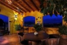 Casa Estrella / Pins showcasing our Mexican Inn! From our luxurious rooms to our gorgeous views!