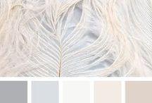 Colour palettes / Colour palettes
