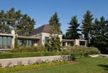 Waterfront Homes / homes on the water!