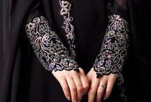 Abayas and Veils