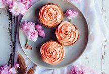 Cupcakes, Muffins, Madeleines / Recetas, fotografía e ideas para cupcakes, muffins y magdalenas. Cupcakes, muffins & madeleines recipes, ideas, photography and styling