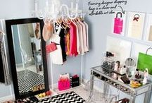 Closets WeAdore / magic ambient of wardrobe
