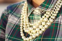 Vintage Beads / Style inspiration for vintage beads...