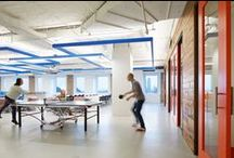take a break / By providing 'take a break' zones where people can socially interact throughout the workspace you'll  gain places to congregate, talk, write, read, entertain, or pass the time, whether individually or in small groups of two or three people.