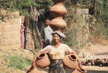 clay women
