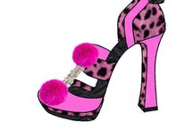 Decoupage,shoes fashion,accessorie,vintage,image,french