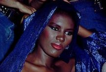 Grace Jones Style / A collection of images of the amazing Grace Jones (70s and 80s)