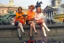 1970s Fashion in London / Photos of London and London fashion in the 70s!