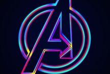 Avengers NEON
