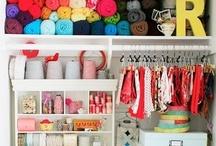 Organizing / by Andie M.J.