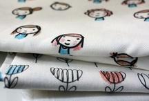 Fancy fabric / by Sophie Hamilton