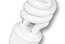 Fluorescent Light Bulbs / Lowest Possible Price On All CFL Light Bulbs!  These compact fluorescent bulbs provide as much light as regular incandescent bulbs while using just one-fourth the energy. For example, a 15-watt compact fluorescent bulb gives out the same amount of light as a 60-watt incandescent bulb. Compact fluorescent bulbs last about 10,000 hours—10 times longer than incandescent bulbs.