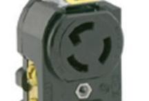 Locking (Twist-Lok) Plugs & Connectors Receptacles