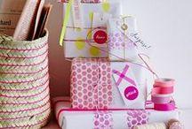DIY - Geschenkverpackung