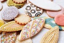 BACKEN - Cookies / Hier gibt's die leckersten Kekse und Cookies - von gesund bis schön verziert