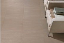 Fabric Look Tile / The durability of tile with the beauty of fabric.