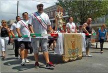 Feast of Our Lady of Mount Carmel, Corona, Queens / 2013
