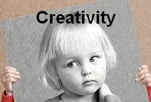 "Creativity / ""Un adulte créatif est un enfant qui a survécu"" Ursula K. Le Guin"