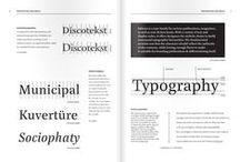 type, layouts, calligraphy, fonts, posters