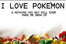 Pokémon, my childhood