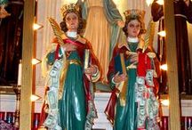 Feast of Saints Cosmas and Damian in Little Italy, New York / 2014-2015