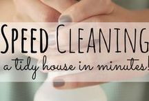 Cleaning / by Andie M.J.