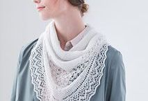 Lace weight / Inspiring stitches made in lace weight yarns.