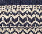 Worsted weight / Inspiring stitches in worsted weight yarns.